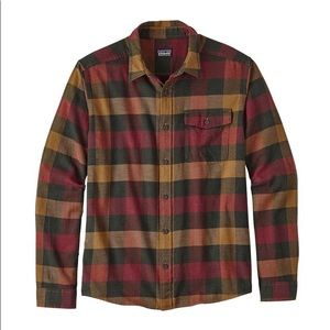 Men's Patagonia Flannel Shirt